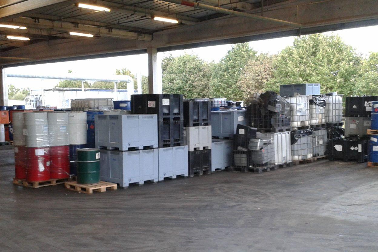 Valorisation et recyclage des déchets