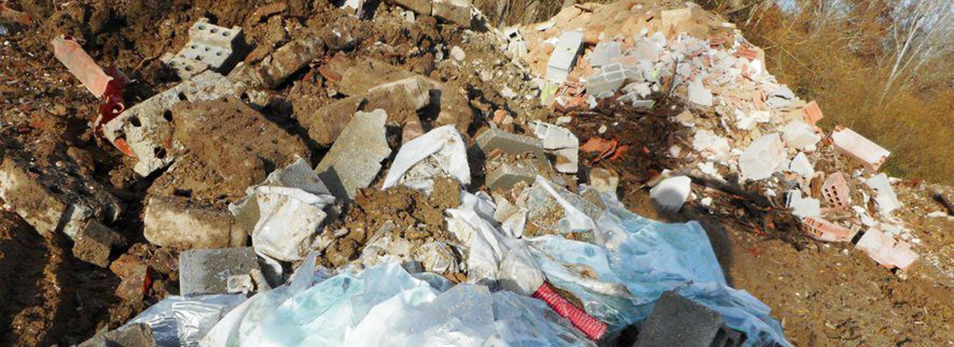 stockage de déchets - Réglementation